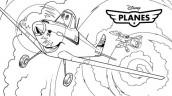 desenhos dos avioes da disney para imprimir