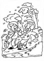 desenhos de outono para imprimir 02